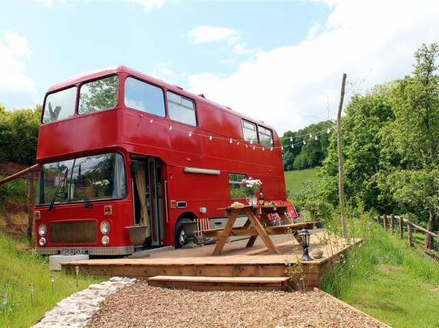 The Red Bus! photo 1