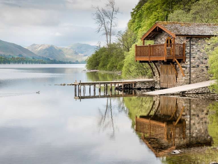 Ullswater Boathouse - Duke of Portland